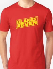 Blake's 7/Star Wars Unisex T-Shirt
