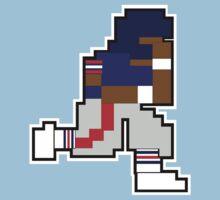 Nintendo Tecmo Bowl New York Giants Lawrence Taylor Kids Clothes