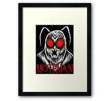 Mothman Framed Print