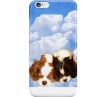 Puppy on a Cloud Case iPhone Case/Skin