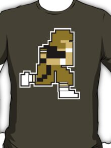 Nintendo Tecmo Bowl New Orleans Saints Drew Brees T-Shirt