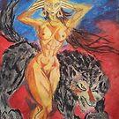 dark queen by mark45xxx