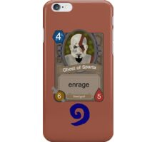 Kratos Hearthstone iPhone Case/Skin