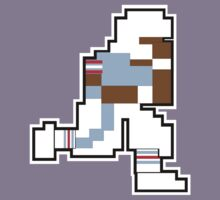 Nintendo Tecmo Bowl Houston Oilers (Titans) Warren Moon by jackandcharlie
