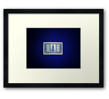 The Lexington-Concord Commemorative Stamps of 1925 Framed Print