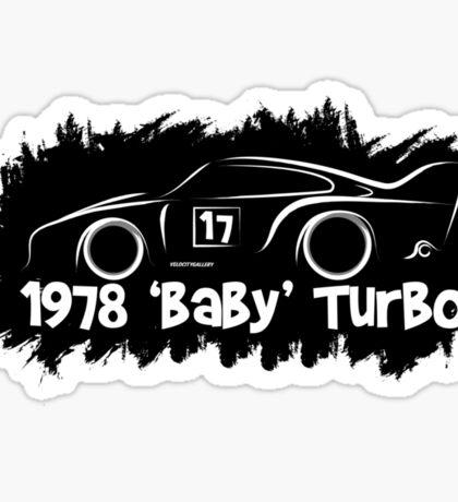 Porsche 935 Baby Sticker