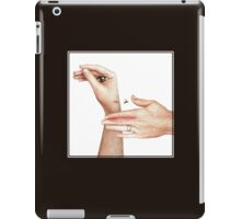 It's All In Your Hands iPad Case/Skin