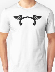 Fixie Airlines (black logo) Unisex T-Shirt