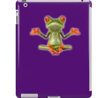 Froggie iPad Case/Skin