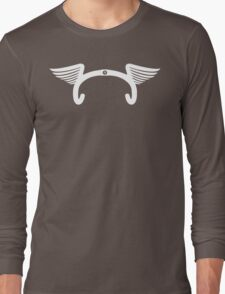 Fixie Airlines Long Sleeve T-Shirt