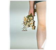 Bouquet. Poster
