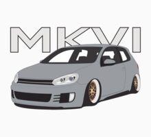 MKVI GTI Graphic by VolkWear