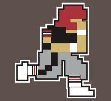 Nintendo Tecmo Bowl Atlanta Falcons by jackandcharlie