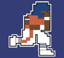 Nintendo Tecmo Bowl Denver Broncos  by jackandcharlie
