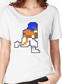 Nintendo Tecmo Bowl Denver Broncos  Women's Relaxed Fit T-Shirt