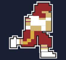 Nintendo Tecmo Bowl Washington Redskins Kids Clothes
