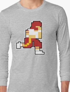 Nintendo Tecmo Bowl Washington Redskins Long Sleeve T-Shirt