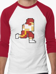 Nintendo Tecmo Bowl Washington Redskins Men's Baseball ¾ T-Shirt