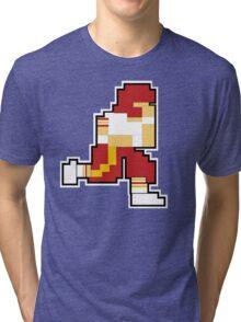 Nintendo Tecmo Bowl Washington Redskins Tri-blend T-Shirt