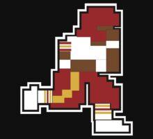 Nintendo Tecmo Bowl Washington Redskins RGIII Baby Tee