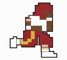 Nintendo Tecmo Bowl Washington Redskins RGIII Kids Tee