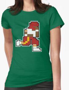 Nintendo Tecmo Bowl Washington Redskins RGIII Womens Fitted T-Shirt