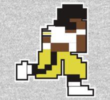 Nintendo Tecmo Bowl Pittsburgh Steelers B Kids Clothes