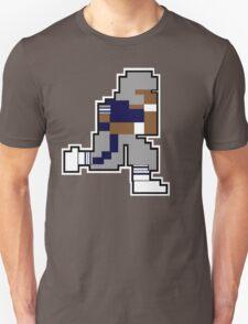 Nintendo Tecmo Bowl Dallas Cowboys Emmitt Smith Unisex T-Shirt