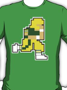 Nintendo Tecmo Bowl Green Bay Packers Aaron Rodgers T-Shirt