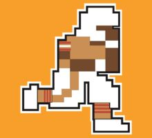 Nintendo Tecmo Bowl Tampa Bay Buccaneers Bucs B by jackandcharlie