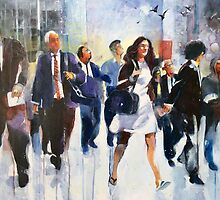 Street people by Alessandro Andreuccetti