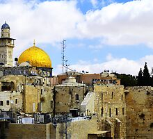 Old City of Jerusalem, Israel by ak4e