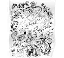 Wendoodle, there's a bike in there Poster