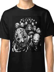 The undead. Classic T-Shirt