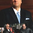 The Sopranos - James Gandolfini Tribute by Gabriel T Toro