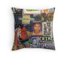 The War of Errors Throw Pillow