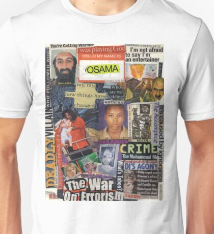 The War of Errors Unisex T-Shirt