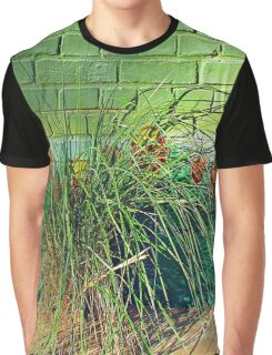 Wall Tulips  Graphic T-Shirt