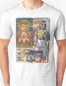 Rock Star Saint Unisex T-Shirt