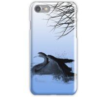 Black swan 2 iPhone Case/Skin