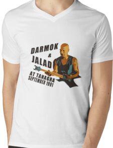Darmok & Jalad at Tanagra (Light / Color version) Mens V-Neck T-Shirt