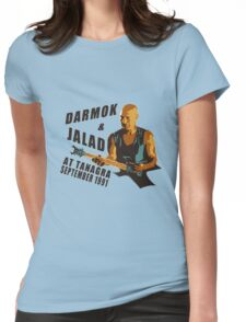 Darmok & Jalad at Tanagra (Light / Color version) Womens Fitted T-Shirt