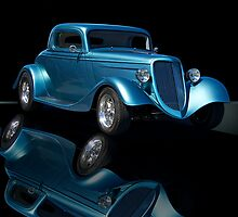 1933 Ford Coupe  by DaveKoontz