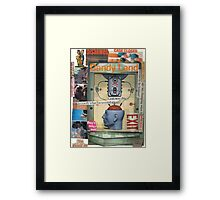 Dystopia Rising Framed Print