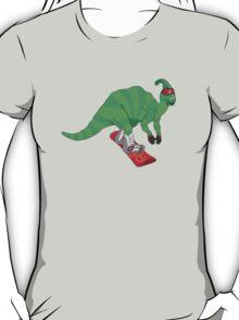 Snowboardosaur T-Shirt