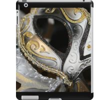 Masquerade Masks iPad Case/Skin
