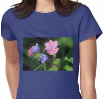 Bethlehem Sage Womens Fitted T-Shirt