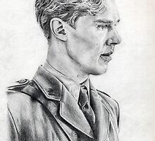 Chrissy... Christopher Tietjens by wahnwerk