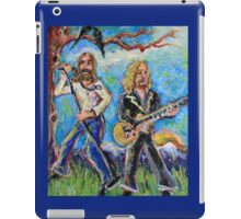 My Morning Song (The Black Crowes) iPad Case/Skin