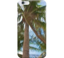 Fluttering Palms iPhone Case/Skin